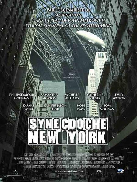 Cine974, Synecdoche, New York