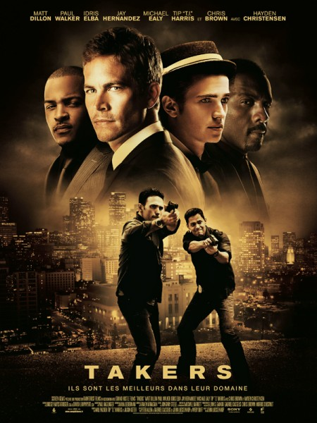 Cine974, Takers