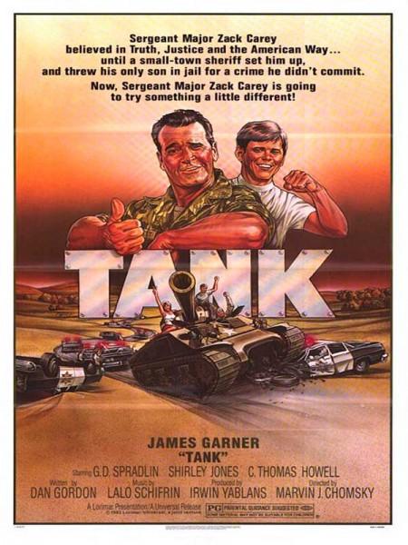Cine974, Tank