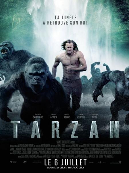 Cine974, Tarzan