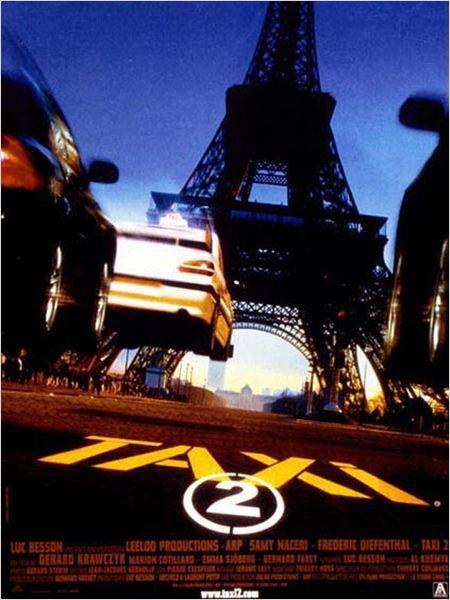 Cine974, Taxi 2