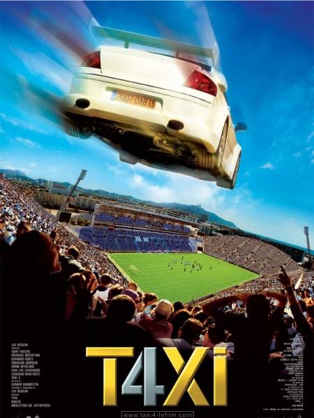 Cine974, Taxi 4
