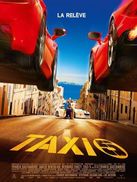 Cine974, Taxi 5 : la relève