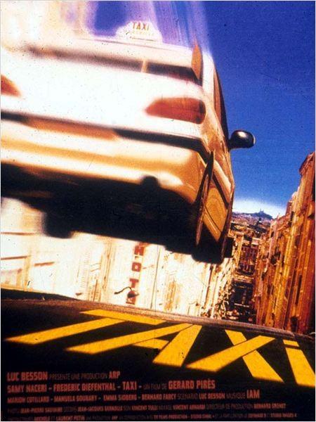 Cine974, Taxi