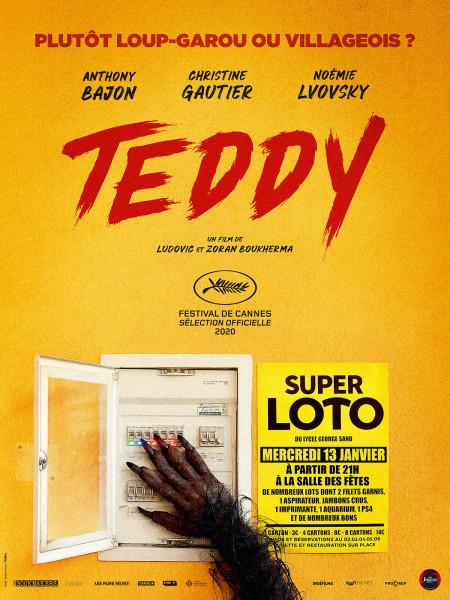 Cine974, Teddy