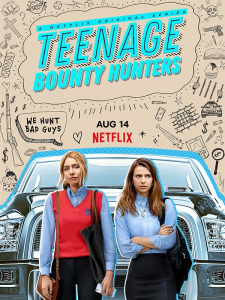 Cine974, Teenage Bounty Hunters