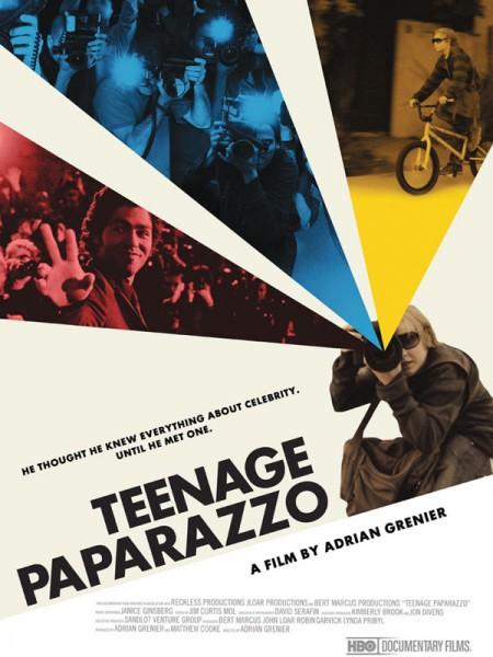 Cine974, Teenage Paparazzo