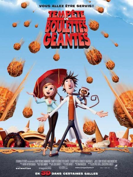 Cine974, Tempête de boulettes géantes