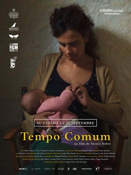 Cine974, Tempo Comum