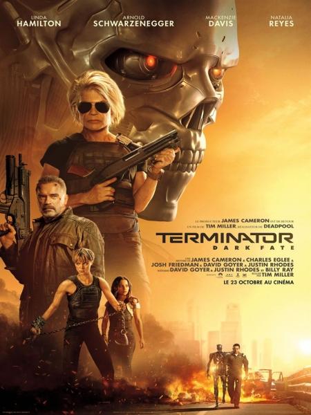 Cine974, Terminator: Dark Fate