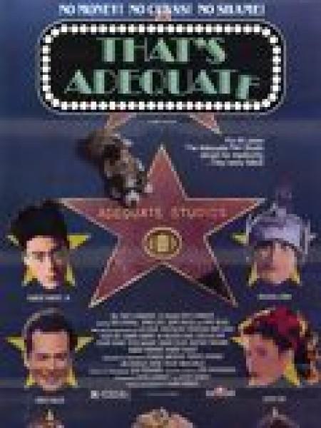 Cine974, That's Adequate