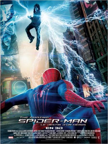 Cine974, THE AMAZING SPIDER-MAN : LE DESTIN D'UN HEROS