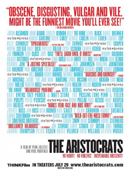 Cine974, The Aristocrats