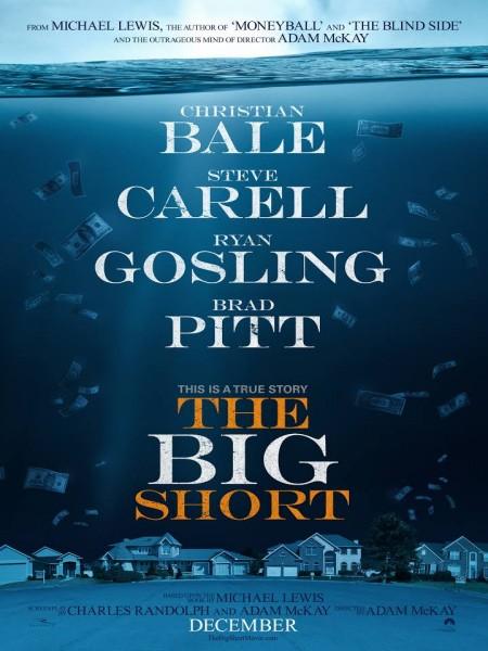 Cine974, The Big Short : le Casse du siècle