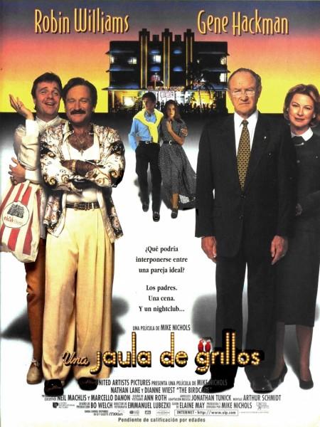 Cine974, The Birdcage