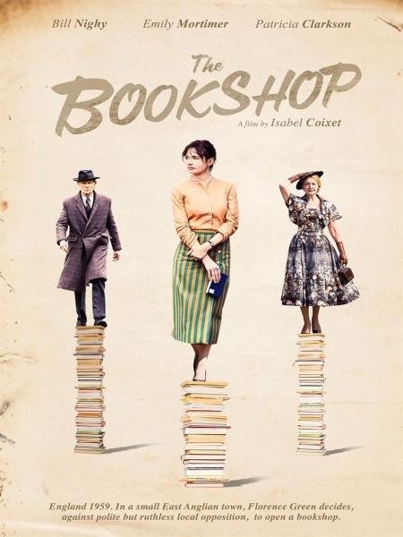 Cine974, The Bookshop