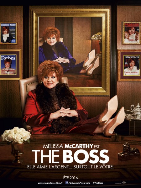 Cine974, The Boss