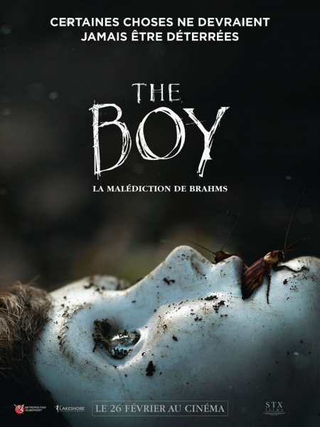 Cine974, The Boy : la malédiction de Brahms
