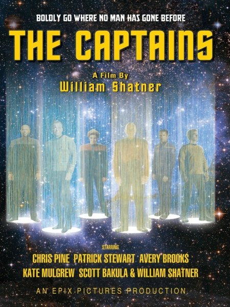 Cine974, The Captains