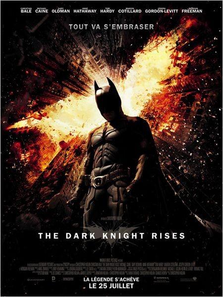 Cine974, The Dark Knight Rises