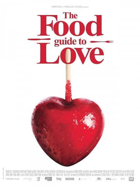 Cine974, The Food Guide to Love