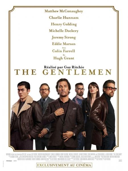 Cine974, The Gentlemen