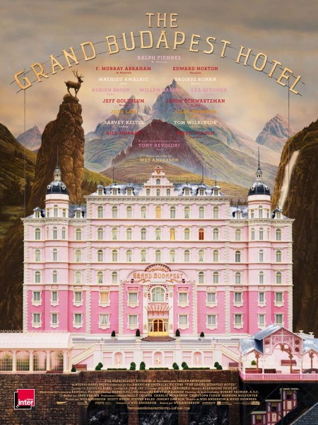 Cine974, The Grand Budapest Hotel