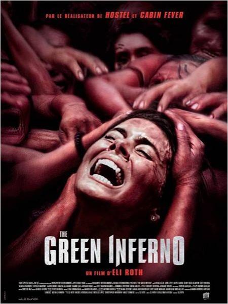 Cine974, The Green Inferno