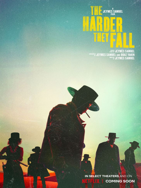 Cine974, The Harder They Fall
