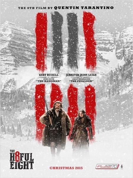 Cine974, Les Huit salopards