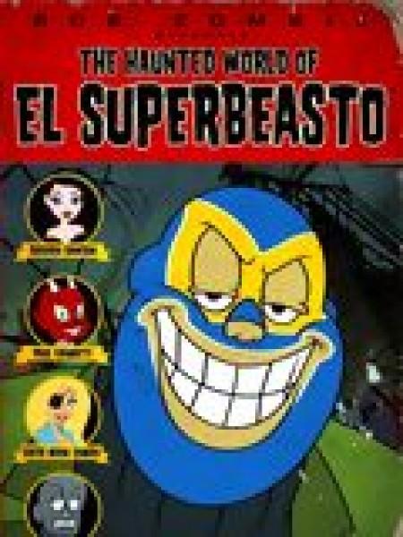 Cine974, The Haunted World of El Superbeasto