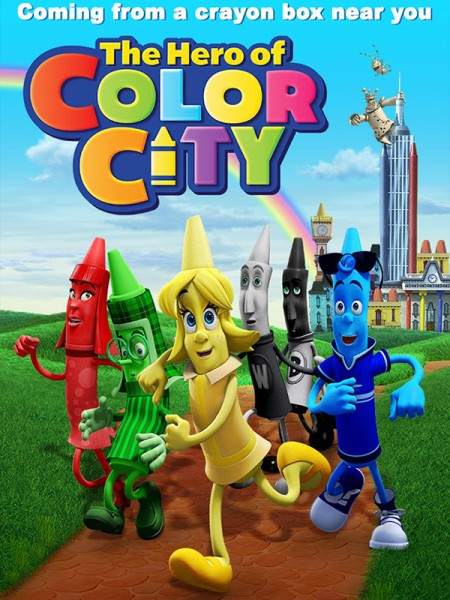 Cine974, The Hero of Color City
