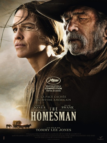 Cine974, The Homesman