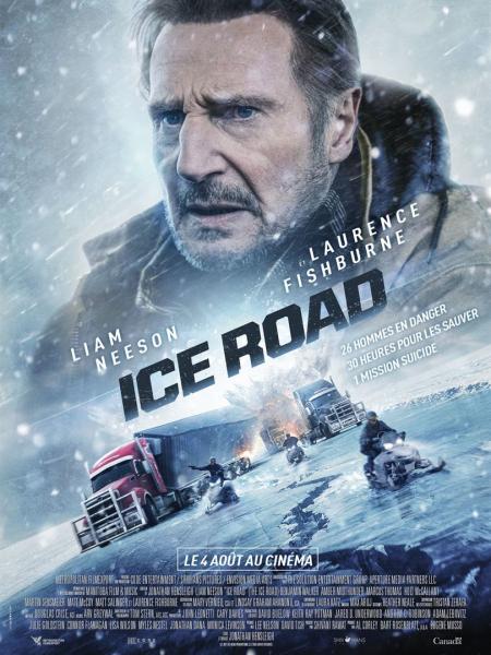 Cine974, Ice Road
