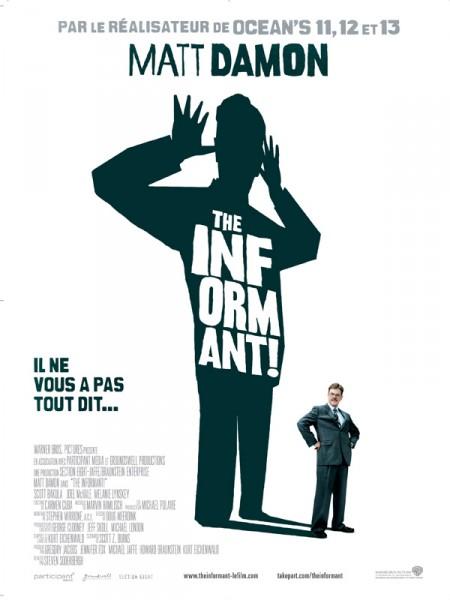 Cine974, The Informant !