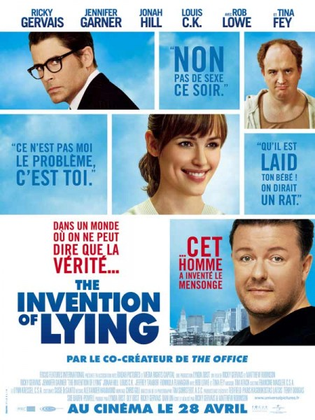 Cine974, The Invention of Lying