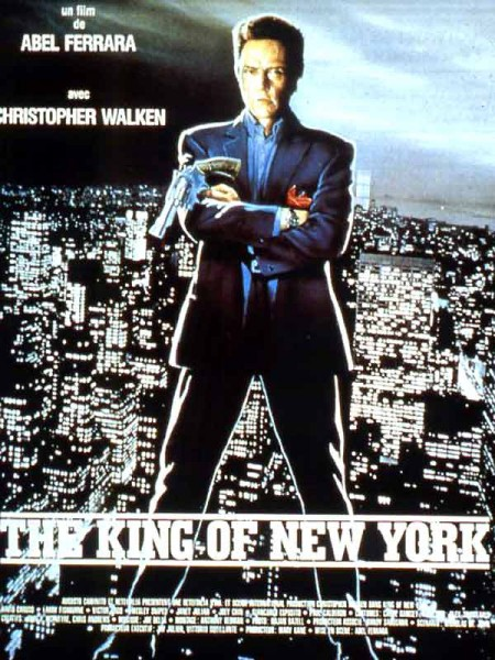 Cine974, The King of New York