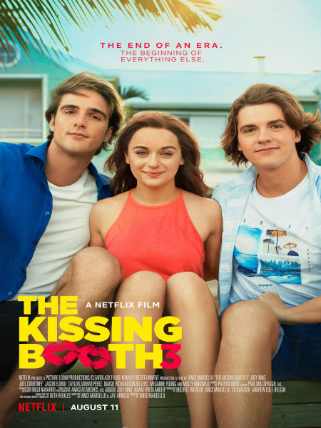 Cine974, The Kissing Booth 3
