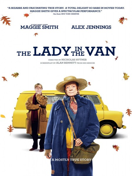 Cine974, The Lady In The Van