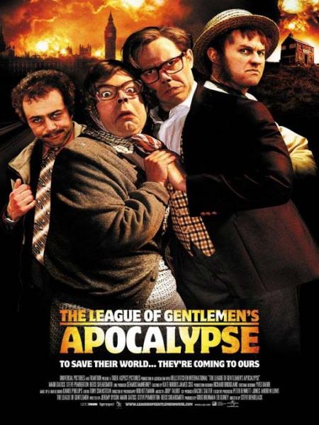Cine974, The League of gentlemen's apocalypse