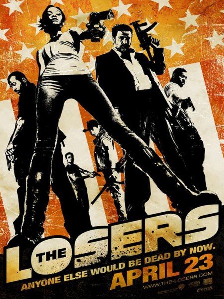 Cine974, The Losers