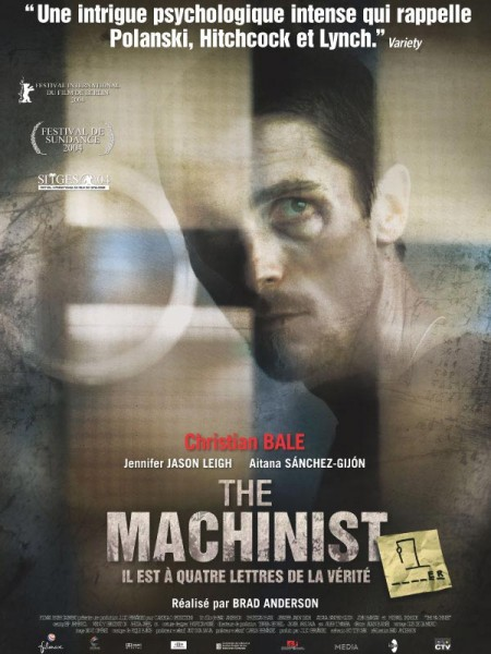 Cine974, The Machinist