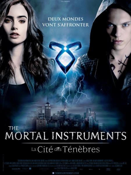 Cine974, The Mortal Instruments : La Cité des ténèbres