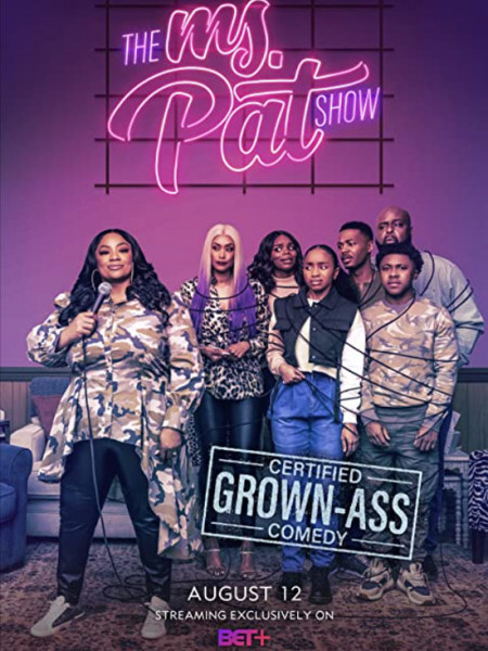 Cine974, The Ms. Pat Show