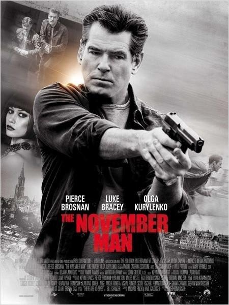 Cine974, The November Man