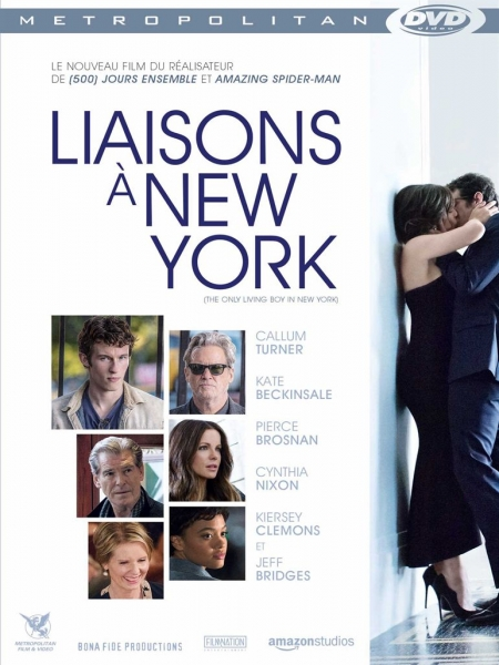Cine974, Liaisons à New York