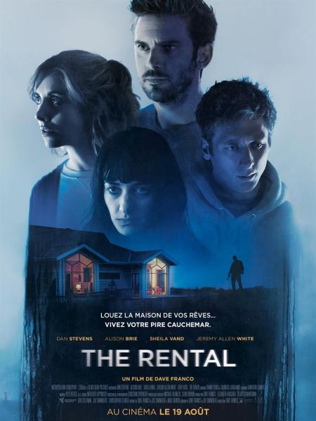 Cine974, The Rental