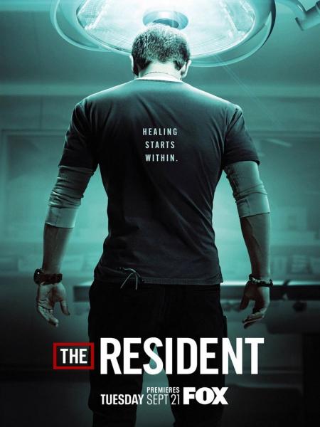 Cine974, The Resident