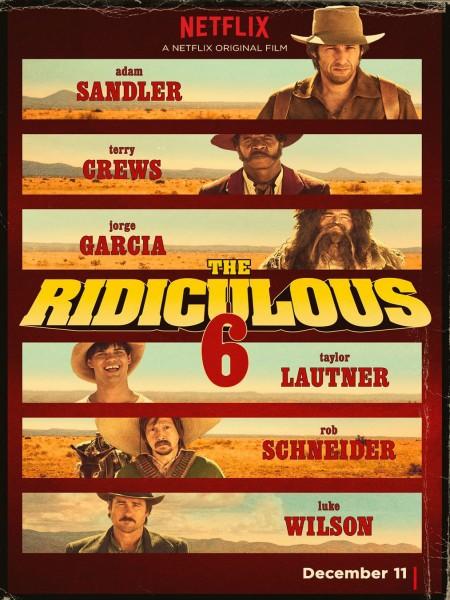Cine974, The Ridiculous 6