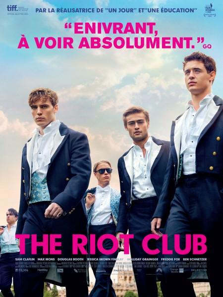 Cine974, The Riot Club